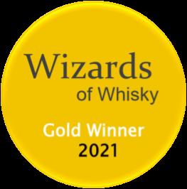 Wizards of Whisky Gold Winner 2021