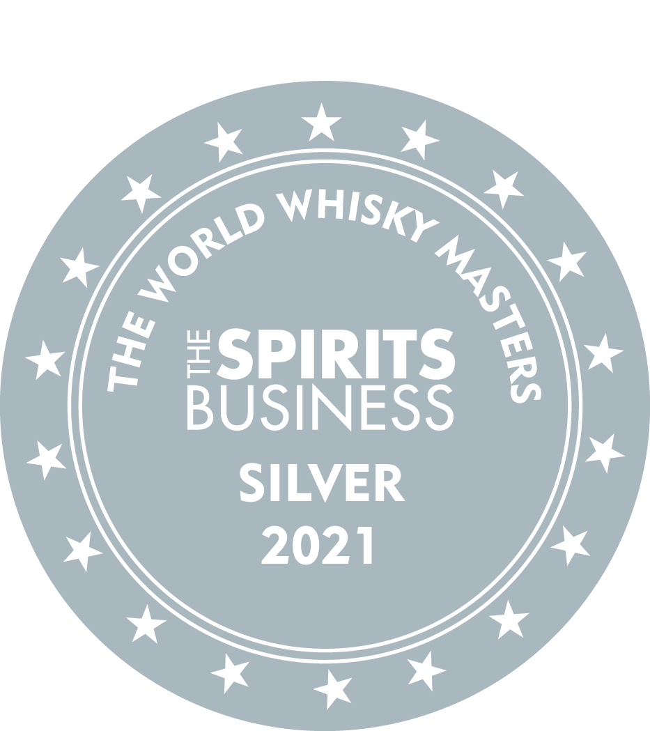 The World Whisky Masters Silver 2021