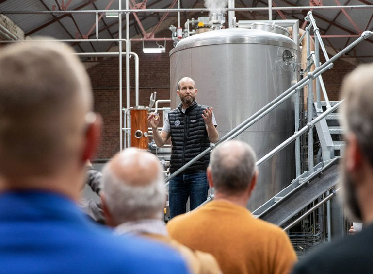 We know that not everyone can join us during the week for our distillery tours, so we've made Saturdays a feature of our regular weekly calendar.