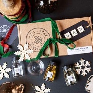 White Peak Whisky Distillery Single Malt Gift Set